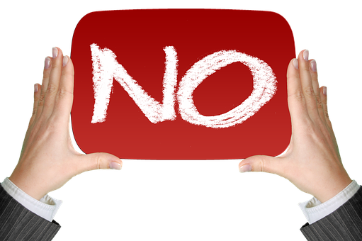 """Saying """"NO!"""" to a parent has bigger meaning 